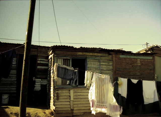 homes and poverty