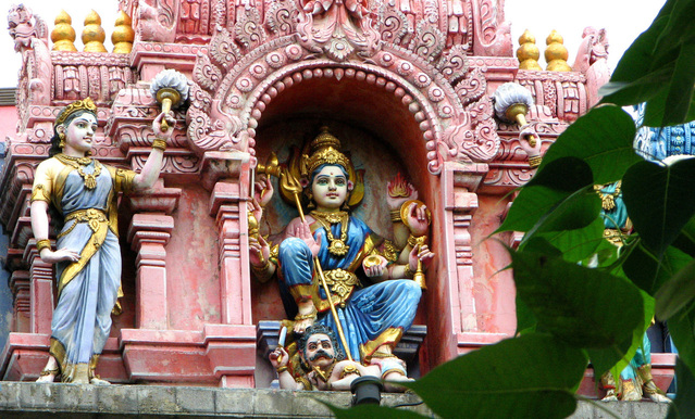 Indian temples and Gods