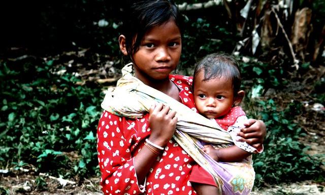 slum dwellers India