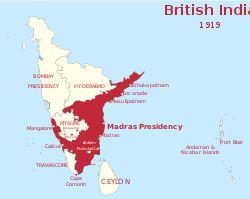 Madras-presidency